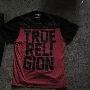 True religon shirt